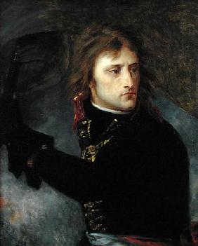 Bonaparte on the Bridge of Arcole