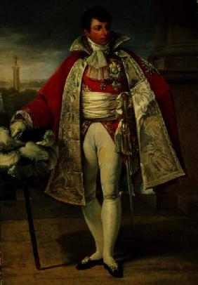 Portrait of Marshal Geraud Christophe Duroc Duke of Friuli (1772-1813)