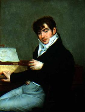 Portrait of Pierre Zimmermann (1785-1853)
