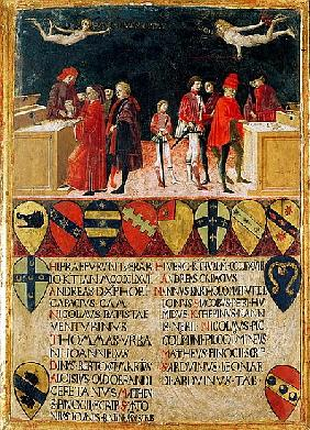 The Council Finances in Times of War and of Peace, 1468 (for detail see 108196)