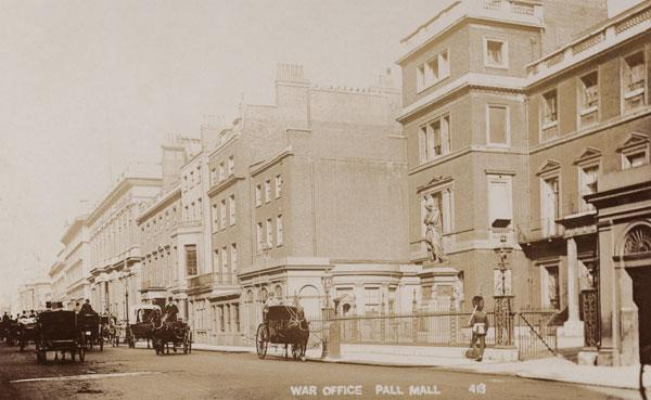 War Office, Pall Mall