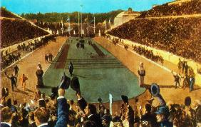 Athens , Olympic Games