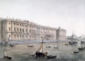 St. Petersburg , Winter Palace