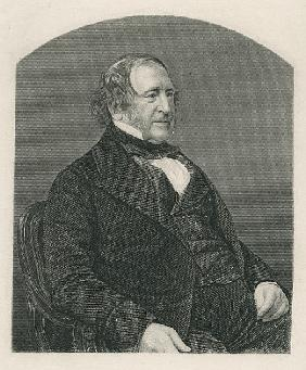 John Campbell, 1st Baron Campbell of St. Andrews; engraved by D.J. Pound from a photograph, from ''T