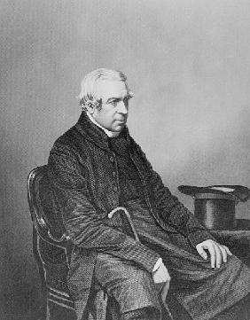 The Right Honourable and Right Reverend Charles Richard Sumner, from ''The Drawing-Room Portrait Gal