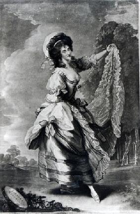 Giovanna Baccelli; engraved by John Jones