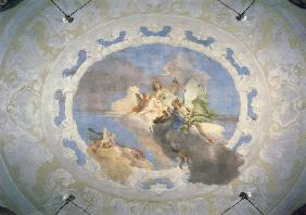 G.B.Tiepolo/ Allegory of spring