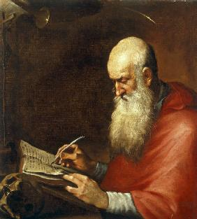 St.Jerome / Ital.Paint./ C17th