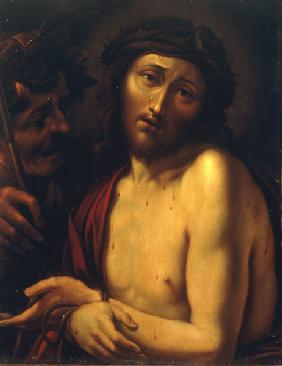 Ecce Homo / Ital.Paint./ C16th