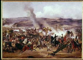 The Battle of Kulm on 30 August 1813