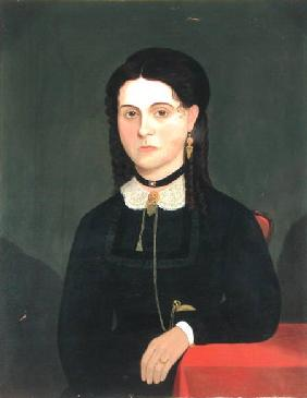 Portrait of Mrs James Madison Winn (b.1833) 1853-60