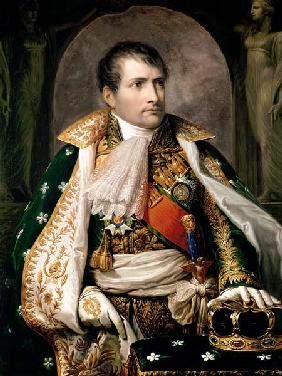 Napoleon voucher distinctive as a king of Italy (1