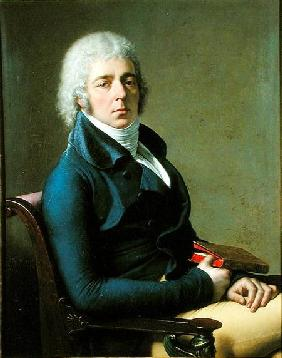 Portrait of Citizen Bourgeon (b.1757)