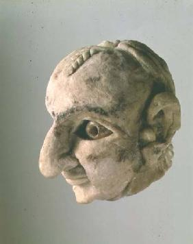 Head of a Manprobably from Mari