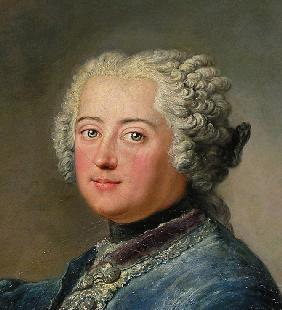 Frederick the Great as Crown Prince (Detail)