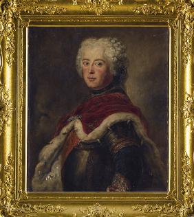 Portrait of Frederick II of Prussia (1712–1786)
