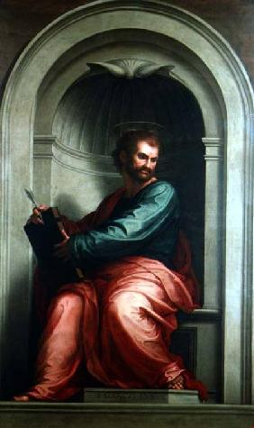 St. Mark the Evangelist (copy of a painting by Fra Bartolommeo)