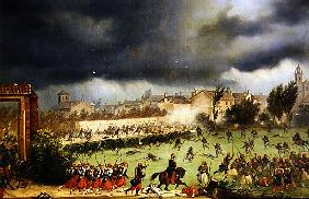 Scene from the Battle of Solferino