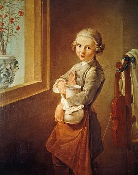 The Little Violinist