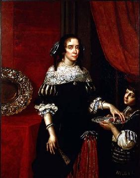 Portrait of Countess Gonzaga di Novellara