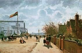 Pissarro, Camille : The Crystal Palace, London