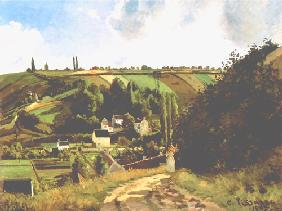 Hill at Jallais, Pontoise