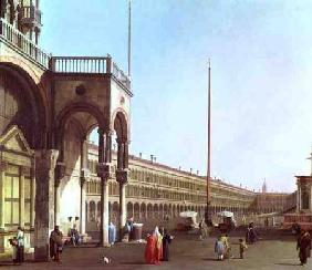 Piazza di San Marco from the Doges' Palace