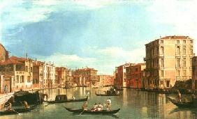 The Canal grandee between Palazzo Bembo and Palazz