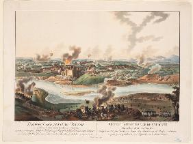 The siege of Khotyn in 1788