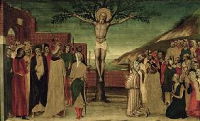 Crucifixion of St. Andrew