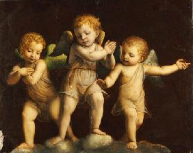 Three Cherubs