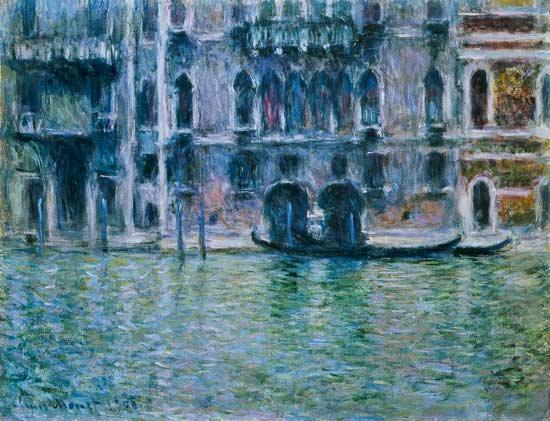 Palacio Mula en Venecia