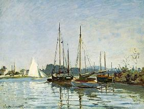 Pleasure Boats, Argenteuil 1872
