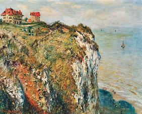 Cliff at Dieppe