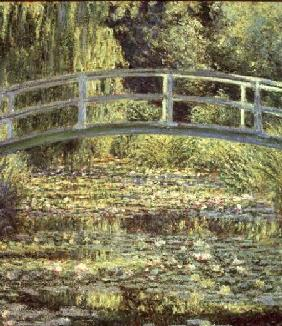 Waterlily Pond 1899