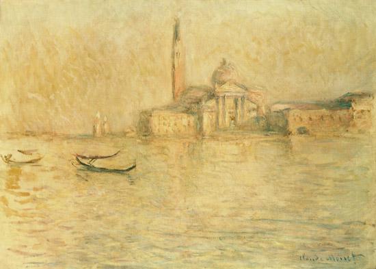 Venecia, San Giorgio Maggiore