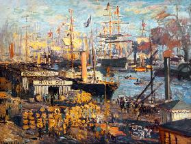 Grand Quai at Havre