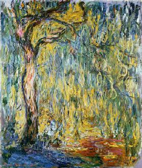 The Large Willow at Giverny