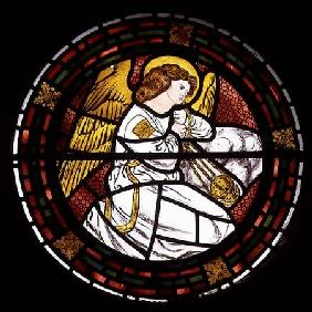 Angel with a censer