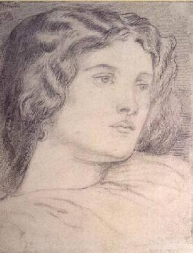 Portrait Head of Fanny Cornforth