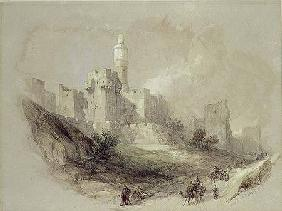 Jerusalem and the Tower of David
