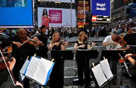 New York OpenAir at Times Square