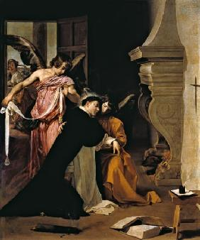 Temptation of St.Thomas Aquinas