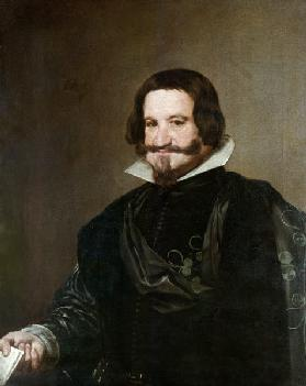 Count of Olivares / Paint.by Velasquez