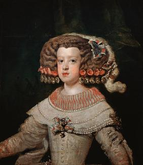 The infanta Maria Theresia.