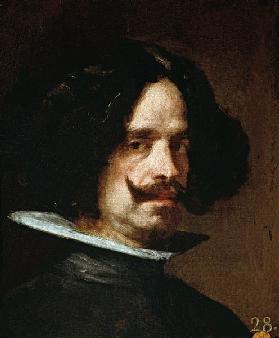 Velazquez / Self-portrait / c. 1640
