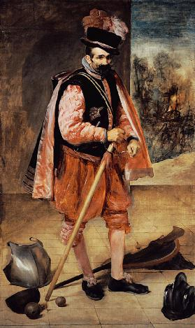 The court jester Don Juan de Austria