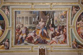 The Sacrifice of Codrus, King of Athens (Public Virtues of Greek and Roman Heroes)