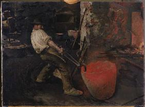 The boiler blacksmith.