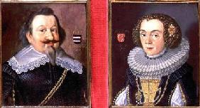 Portrait of a Man and his Wife
